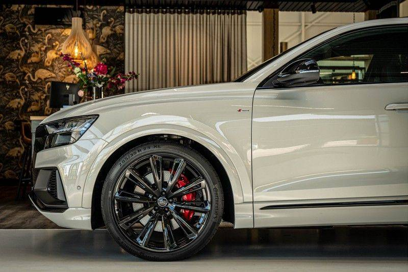 Audi Q8 60 TFSI e quattro Competition | Audi Exclusive | Massage | Head up | Leder Valcano | Tour | City | 360 | Nachtzicht | Pano| Soft afbeelding 22