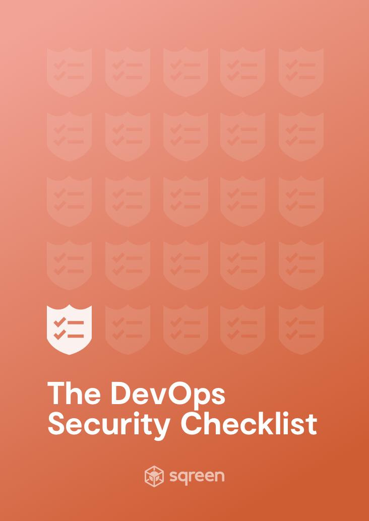DevOps Security Checklist