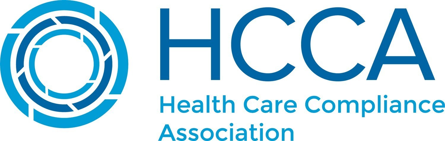 Health Care Compliance Association (HCCA) Logo