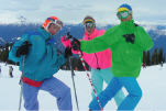 All levels of Skiers