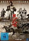 Akira Kurosawa - Samurai Edition