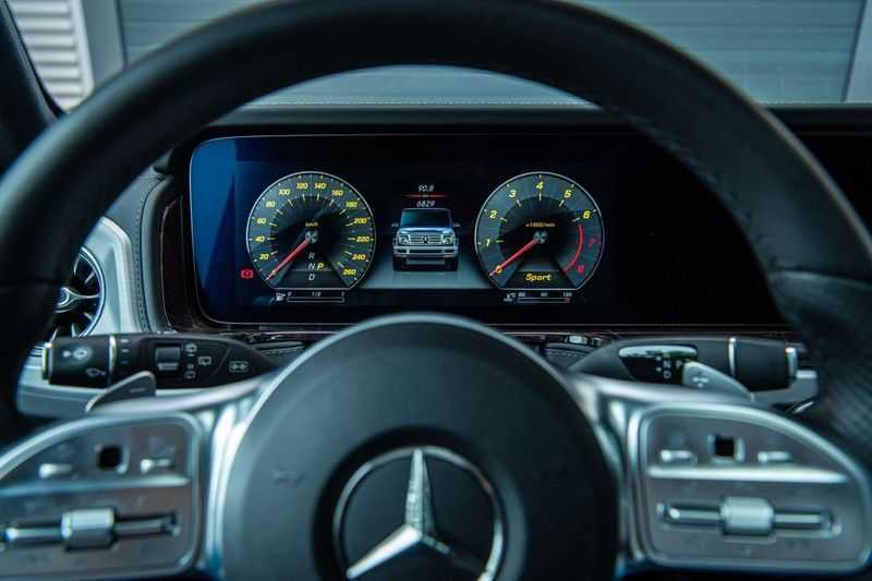 Mercedes-Benz G-Klasse G500, 421 PK, AMG-Line, G/Manufaktur Exklusiv, Distronic Plus, DAB, Widescreen, Standkachel, AMG/Multi!! afbeelding 14