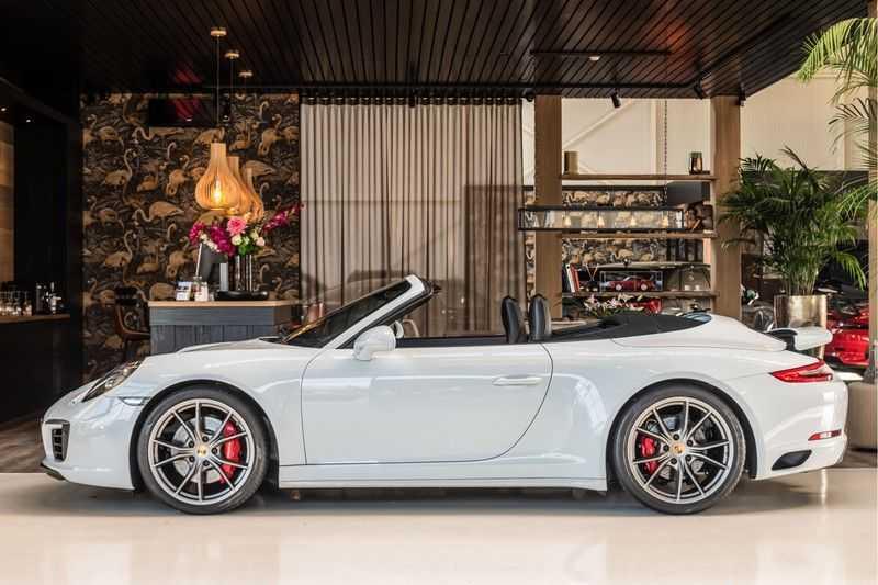 Porsche 911 Cabrio 3.0 Carrera 4S | Sportdesign | BOSE | SportChrono | Sportuitlaat | NP 184.000 afbeelding 6