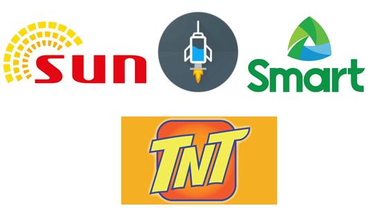 LMC ALL networks ehi config files | GTM TNT Smart Sun singapore low bing