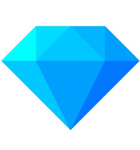OpenRefine diamond logo