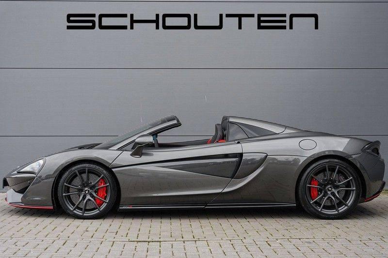 McLaren 570S Spider 3.8 V8 Noselift Camera Carbon Fiber afbeelding 9