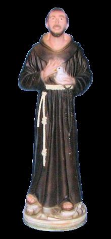 Saint Frances Assisi photo