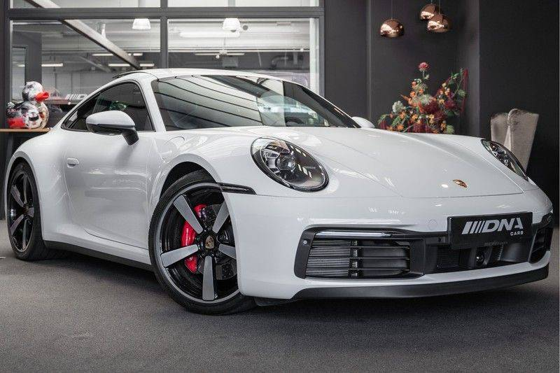 Porsche 911 992 4S Led Matrix Lift Ventilatie PDCC Sport Chrono Alcantara Hemel 3.0 Carrera 4 S afbeelding 1