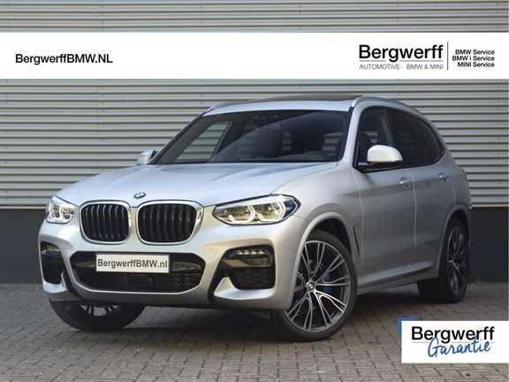 BMW X3 xDrive30i M-Sport - Memoryzetel - Trekhaak - Panorama - ACC - Head-up - Harman Kardon