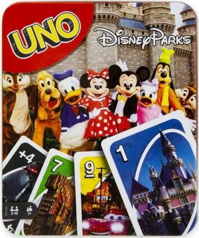 Disney Parks Uno