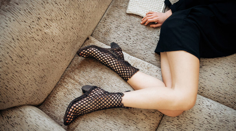 Imagem em destaque para o artigo: Verdura, a coleção de calçados ecológicos feitos com redes de pesca