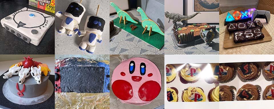 Macmillan Cake Creations