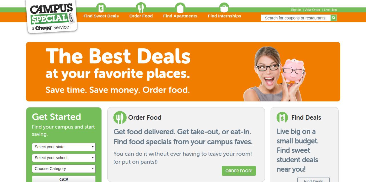 Food Court                 screenshot