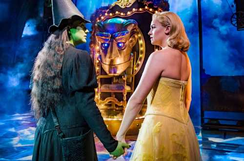 In Conversation with Cast from Wicked
