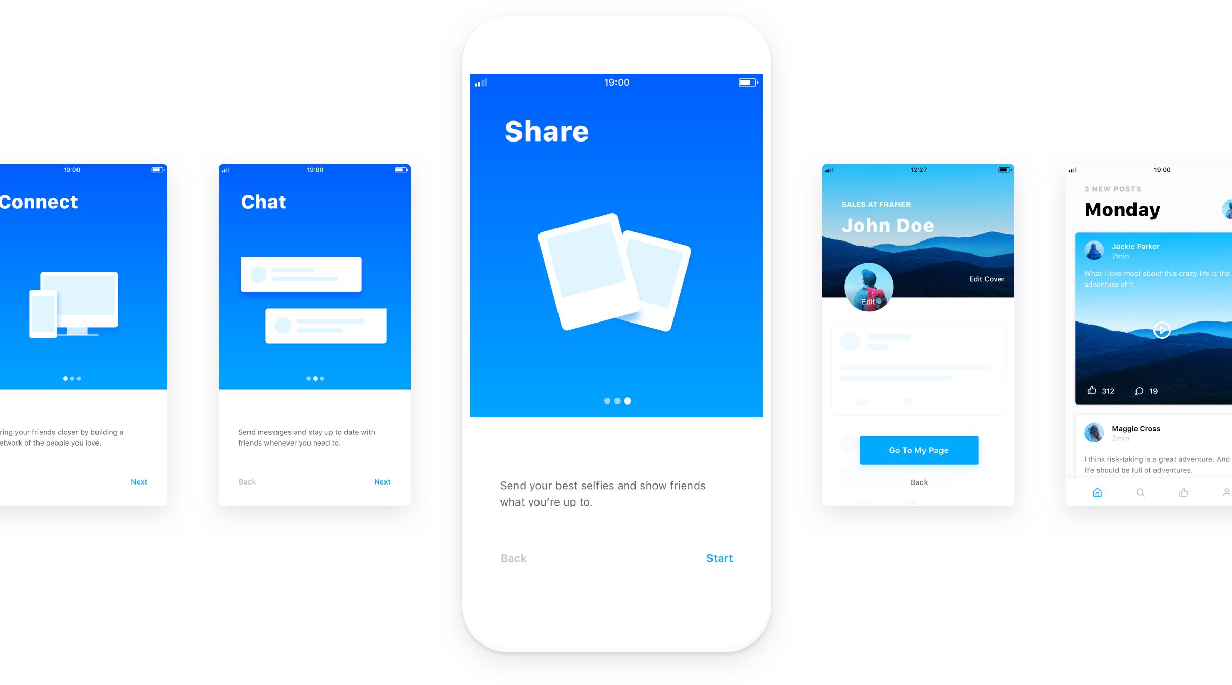 Fiber UI kit