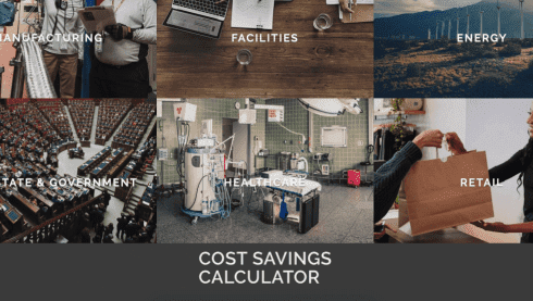 See exactly how much your business can save with a CMMS system - Main