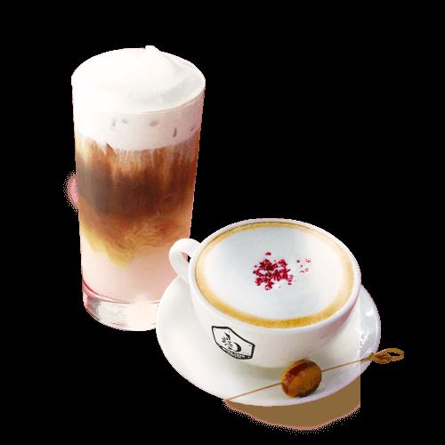 Caramel Chestnut Cappuccino
