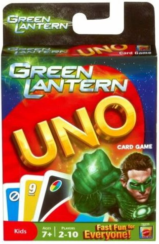 Green Lantern Uno