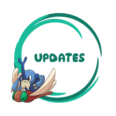 Book Bugs Updates