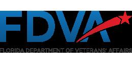 Florida Department of Veterans' Affairs logo