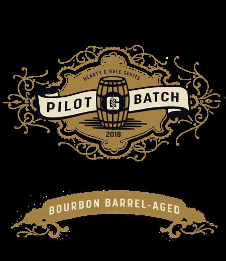 Genesee Bourbon Barrel-Aged Stout logo