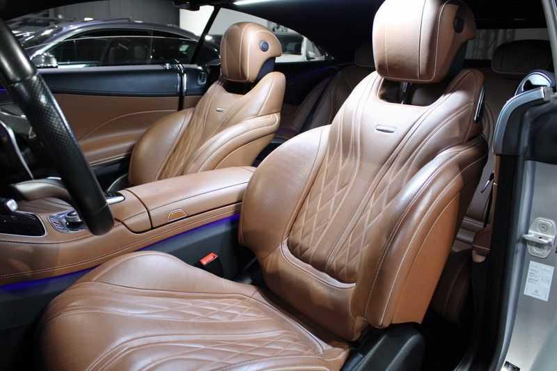 Mercedes-Benz S-Klasse Coupé 63 AMG 4Matic Zeer compleet/Carbon afbeelding 5