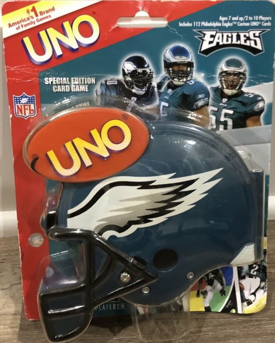 Philadelphia Eagles Uno (2006)