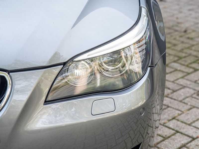 BMW 5 Serie M5 H6 - Manual - Volleder - 79.998km! afbeelding 7