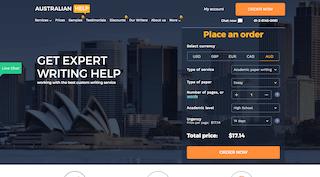 australianhelp.com main page