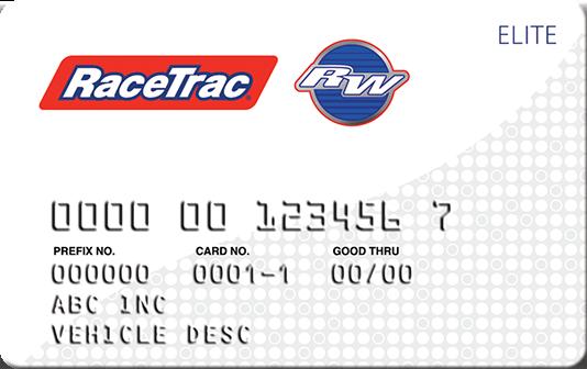 Racetrac card