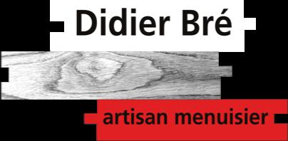 Logo Didier Bré — Artisan menuisier