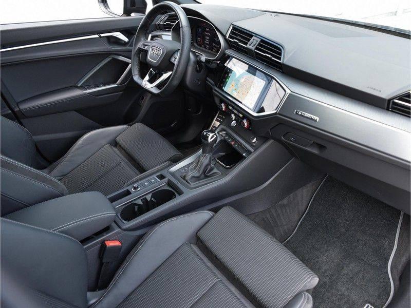 Audi Q3 Sportback 45TFSI 230pk Quattro S-Line Black Optic Pano M-LED Virtual 20-Inch Keyless DAB Stoelverwarming afbeelding 25