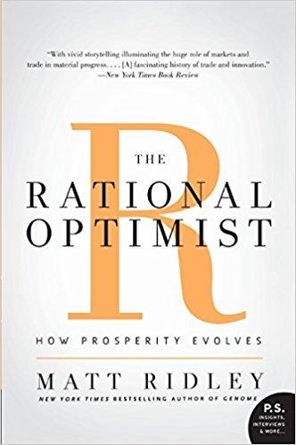 Rational Optimist by Matt Ridley
