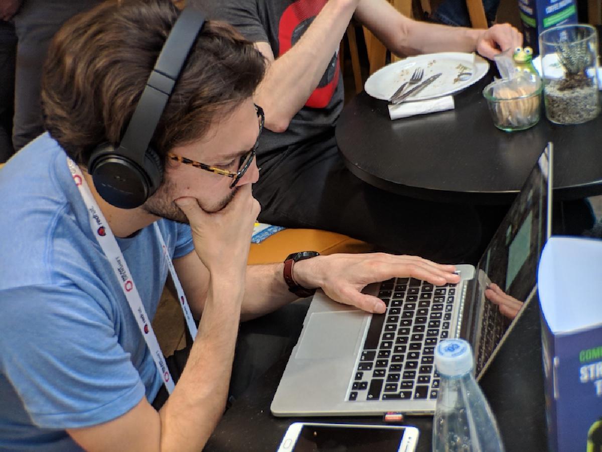 Video Editing at Kube Con 2018
