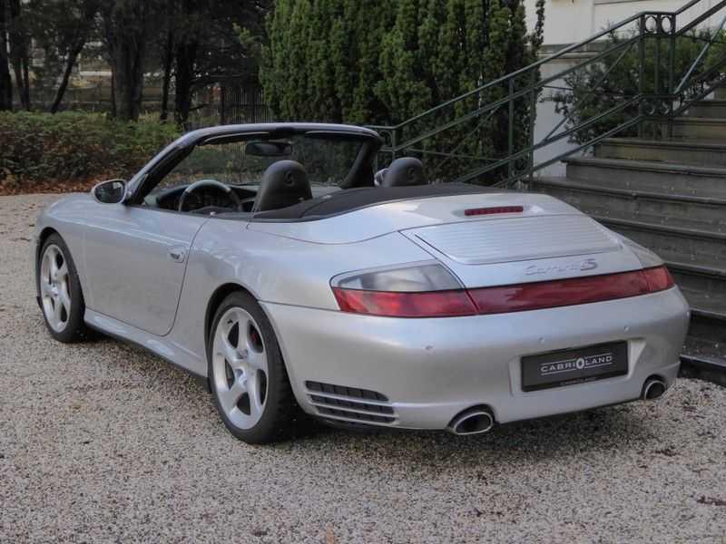 Porsche 911 Cabrio 3.6 Carrera 4S afbeelding 17