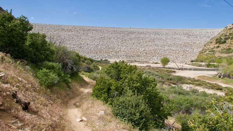 Cedar Springs Dam