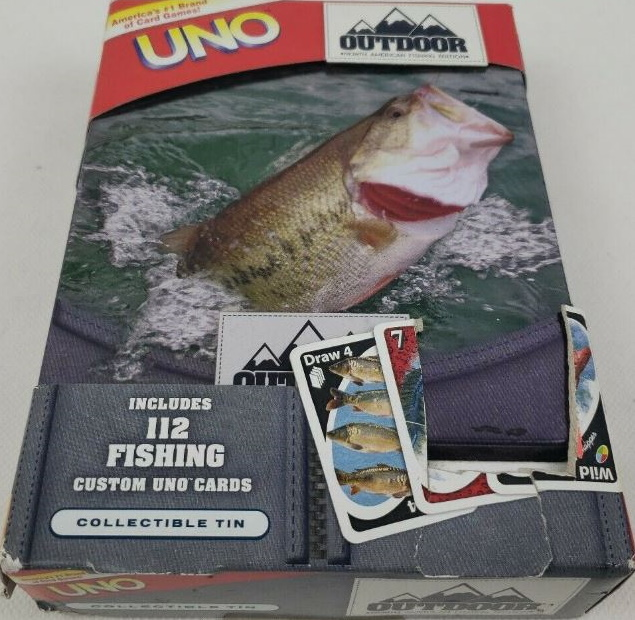 North American Fishing Uno