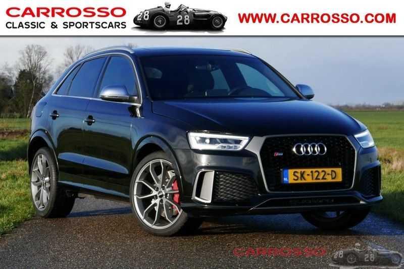 Audi Q3 2.5 TFSI RS QUATTRO afbeelding 25