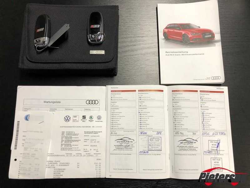 Audi RS6 Avant 4.0 TFSI Performance Facelift Carbon afbeelding 17