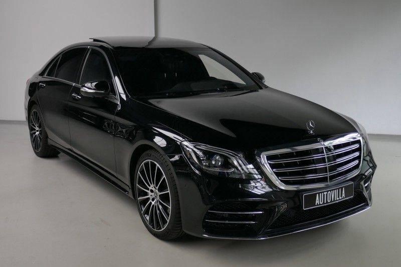 Mercedes-Benz S-Klasse 560 4Matic Lang Premium Plus afbeelding 3