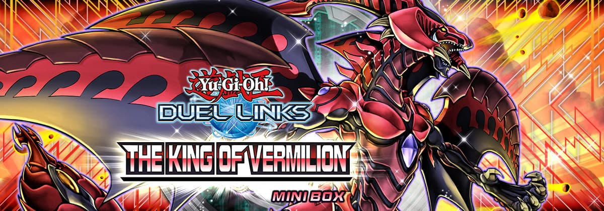 The King of Vermilion: Community Concepts | YuGiOh! Duel Links Meta