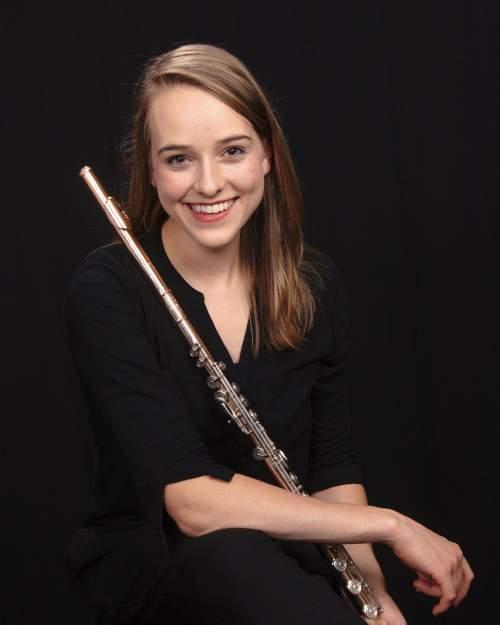 Rebecca Chapman - Flutist