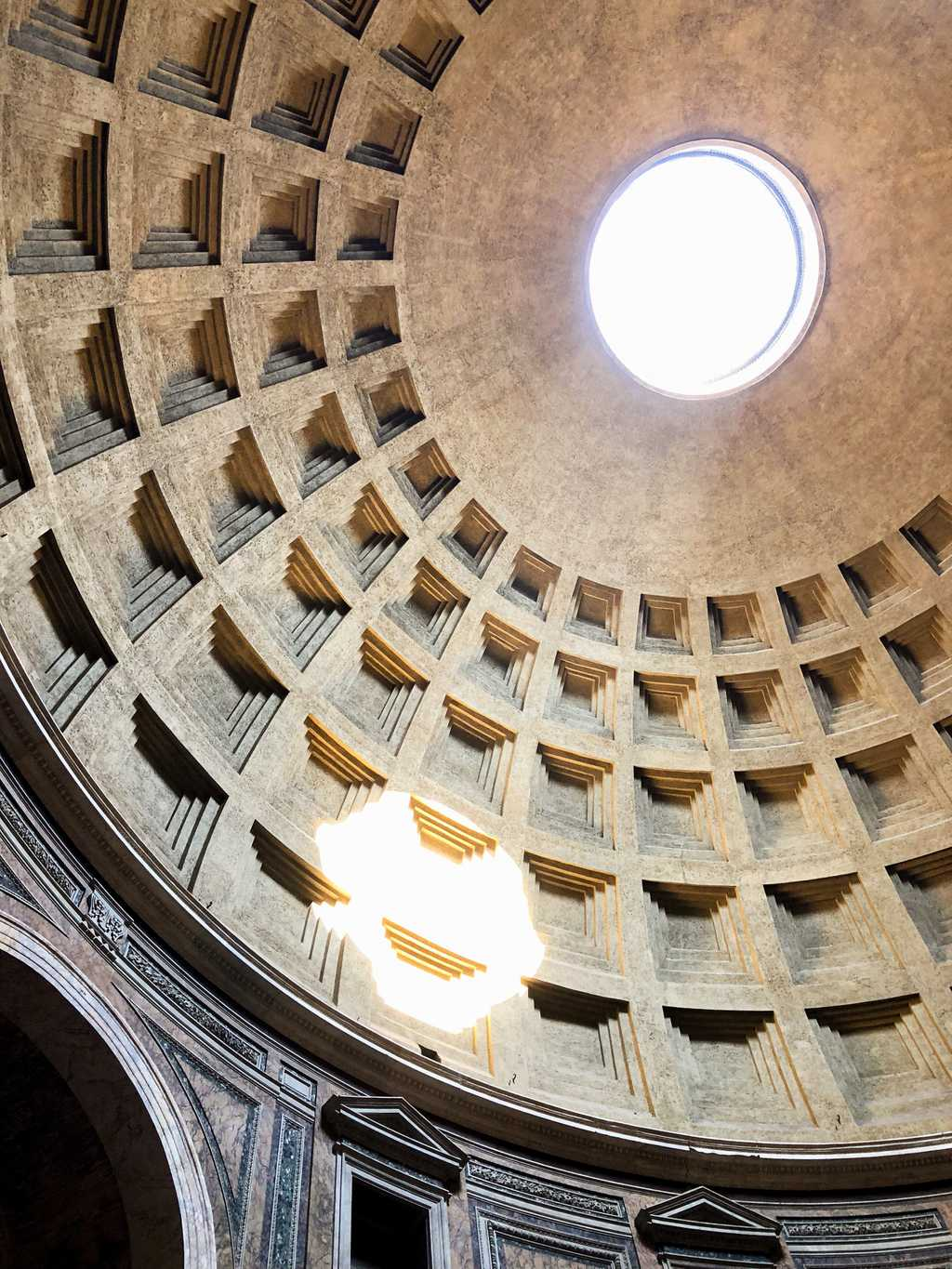 The Pantheon - Rome travel ideas from One and Only Paper