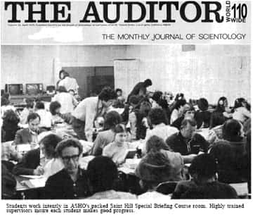 The Auditor, 1975
