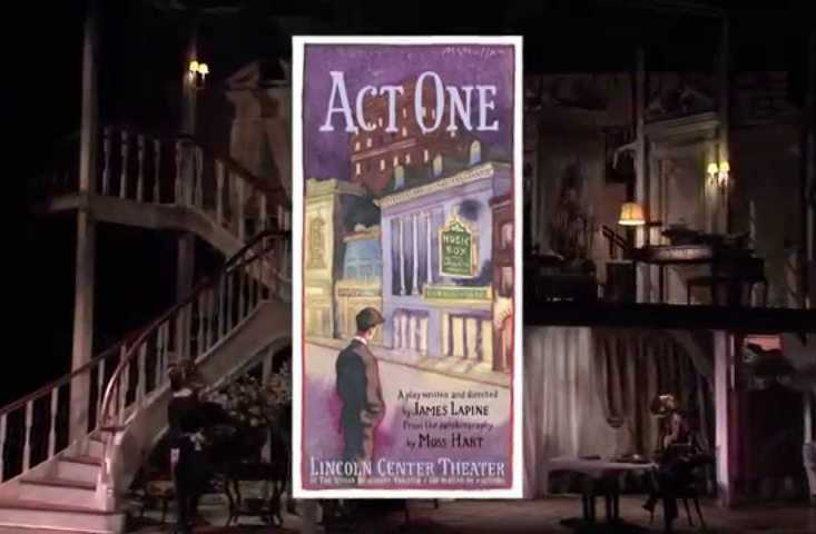 Act One -  Lincoln Center At Home