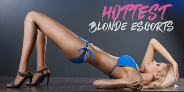 Hottest Blonde Escorts in Vegas
