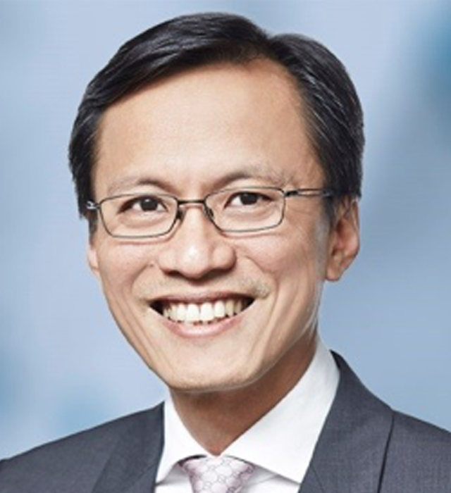 Mr. Russell Tham