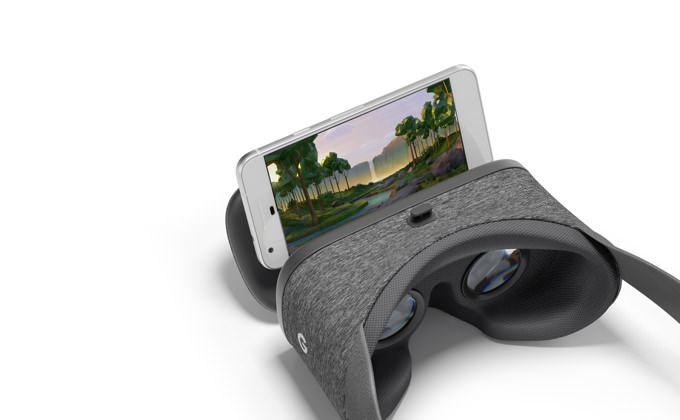 Google Pixel and Daydream