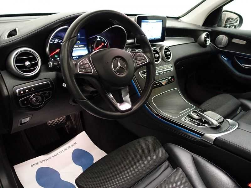 Mercedes-Benz GLC 250D 4MATIC Prestige AMG Ed Aut- Pano, Burmester, Leer, Camera, Full! afbeelding 12