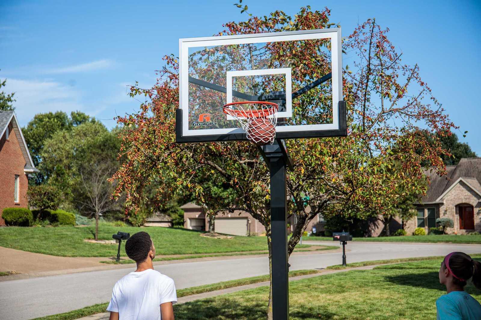 Basketball Hoop Buying Guide